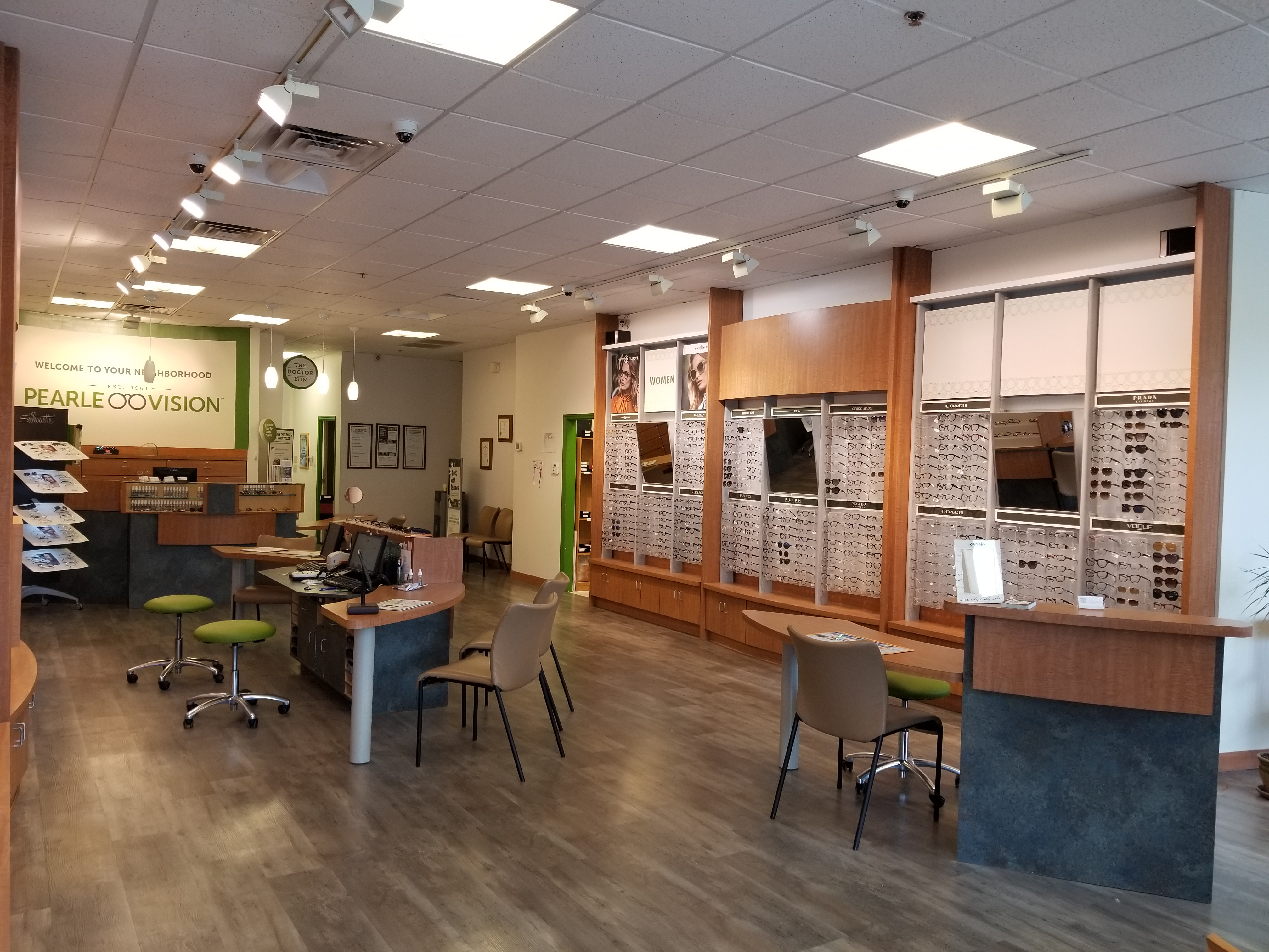 526c214b327 Pearle Vision in Mt. Pleasant specializes in making sure you receive the  best overall eye care. Our goal is to make life easier on you by offering  quality